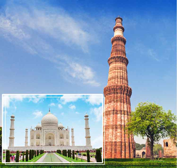 Our Services - Tours to Taj Mahal